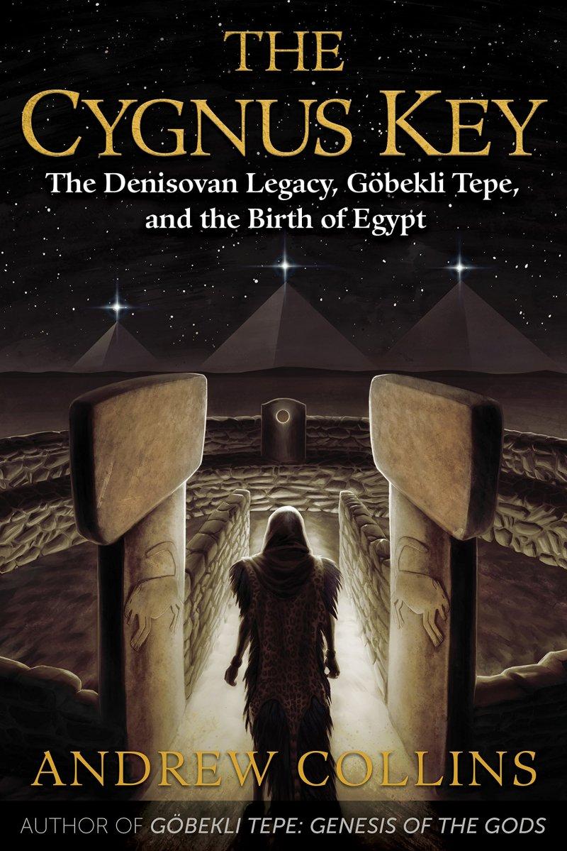 New book: The Cygnus Key