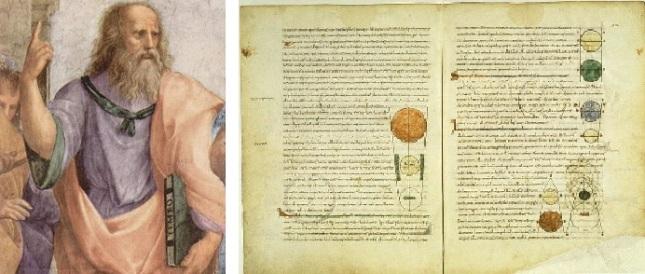 Plato and Timaeus