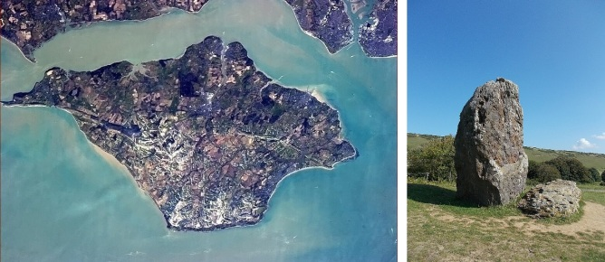 Isle of Wight and Longstone